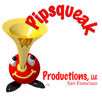 Pipsqueak Logo