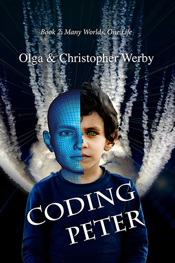 "Book Cover for ""Coding Peter"""