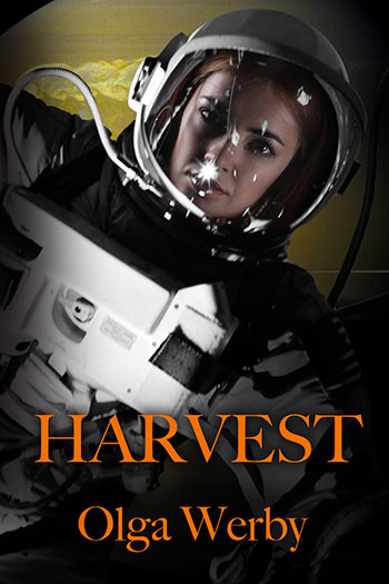 "Book Cover for ""Harvest"""