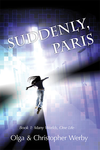 "Book Cover for ""Suddenly, Paris"""